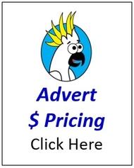 Advert Pricing Information